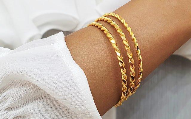 22 carat bracelet models