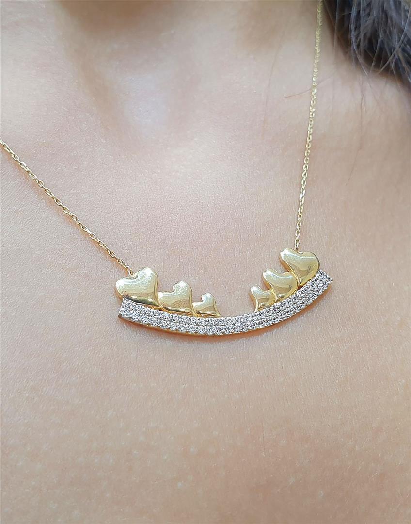6 kalpli altın kolyeler