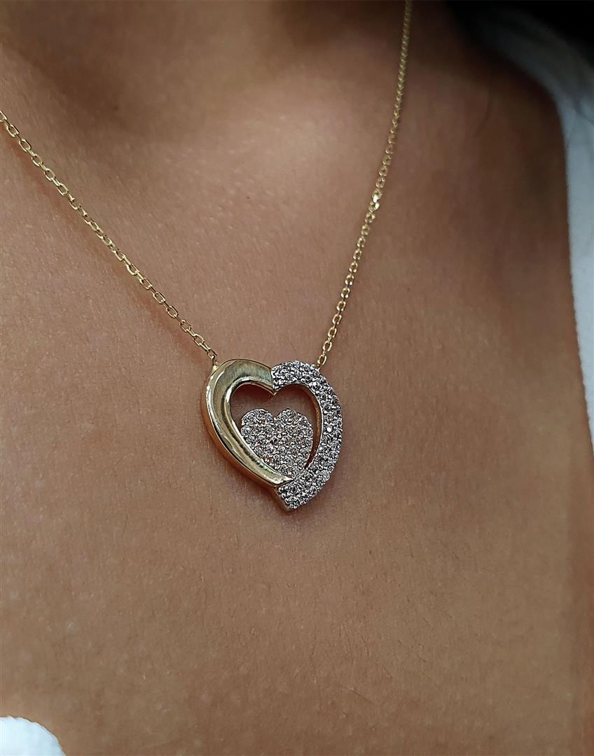 kalpli altın kolye modelleri