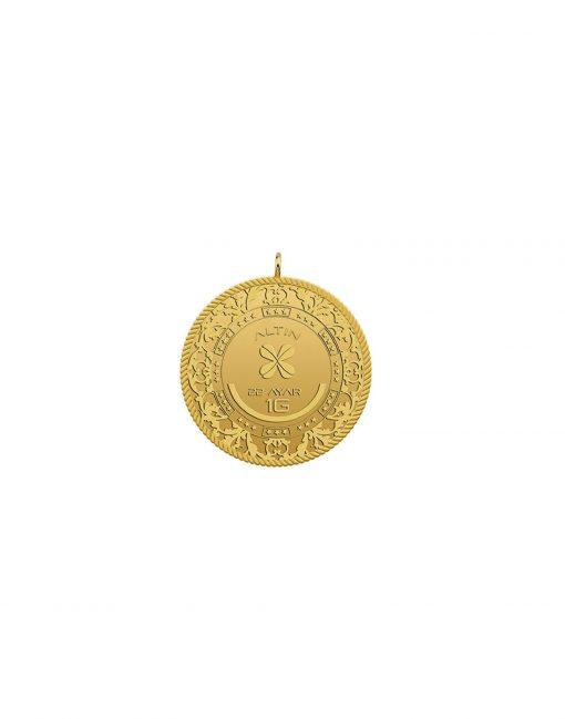 22 Ayar 1 gram altın