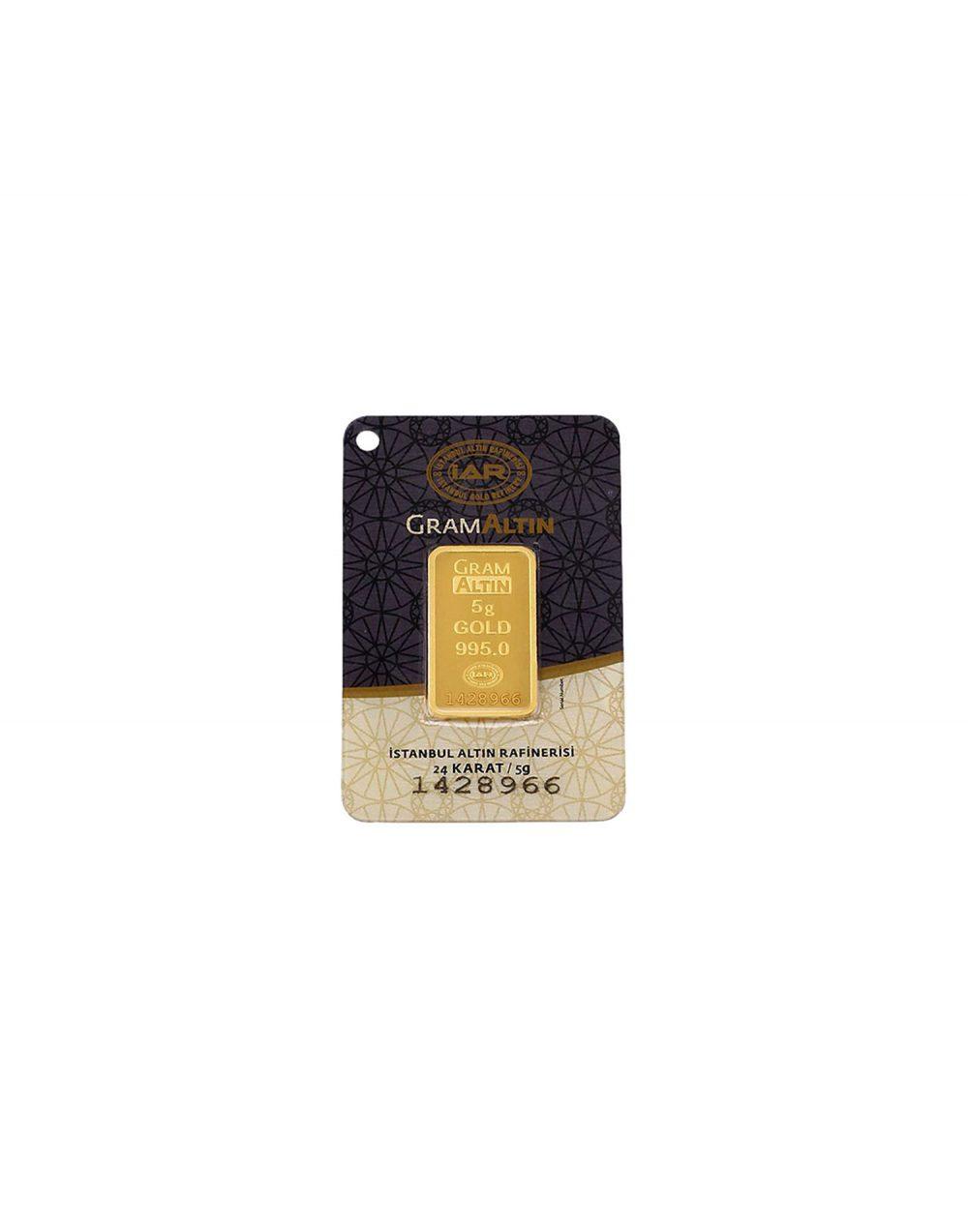 24 ayar 5 gram altın