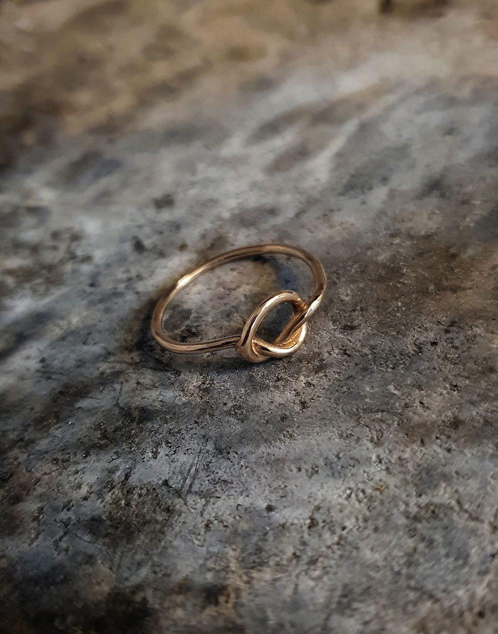 düğüm yüzük
