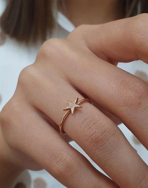 yıldız altın yüzükler
