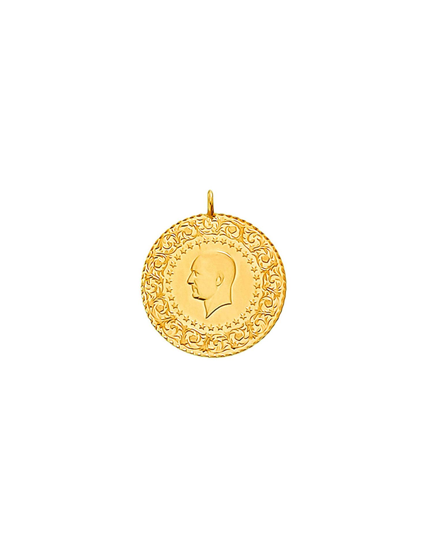 quarter gold